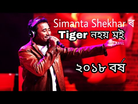 Tiger Nohoi Moi Assamese mp3 song 2018 by Simanta Shekhar // Rickey Mriganka Bora Fun