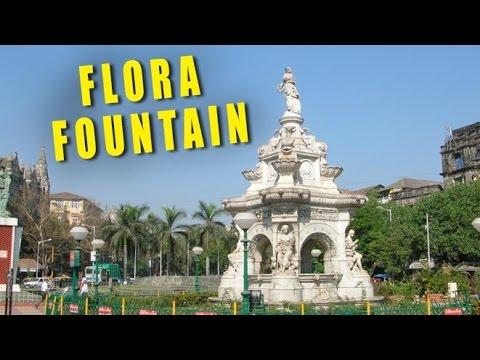 Flora Fountain - Monuments in Mumbai