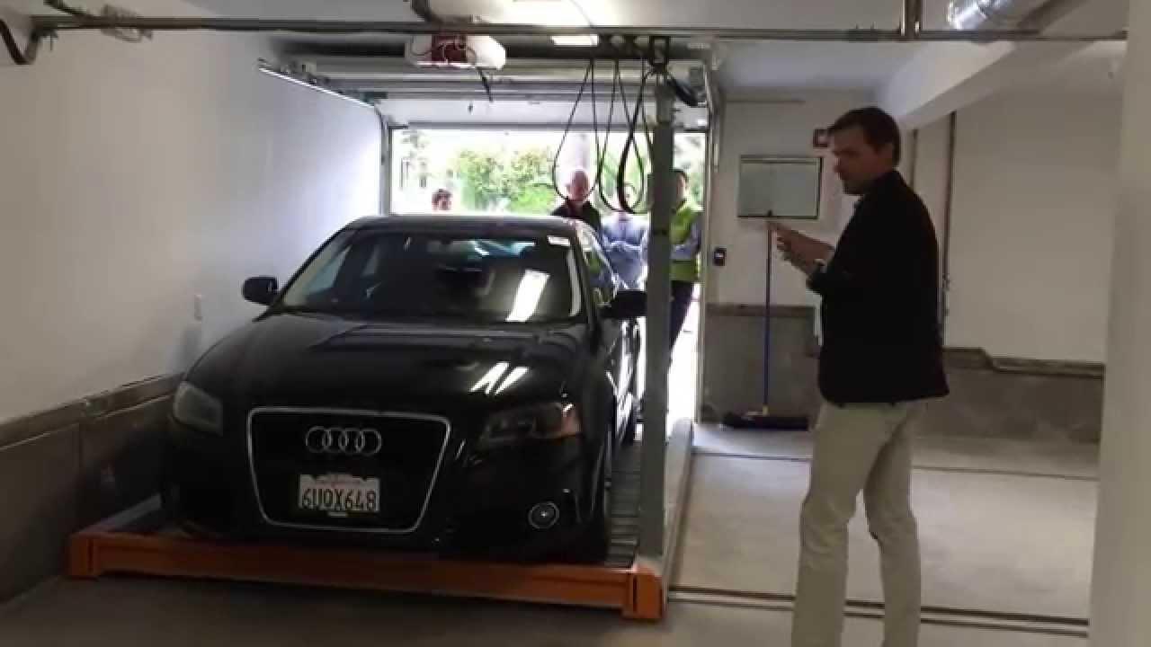 Sliding Garage Space  WAY BETTER THAN TANDEM  YouTube