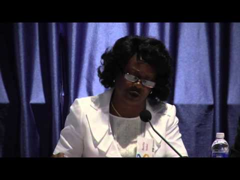 ENGLISH Panel 2: Women and Civil Society in Cuba - Speaker - Berta Soler