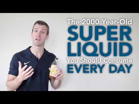 The 2000 Year Old Super Liquid That You Should Be Consuming Every Day