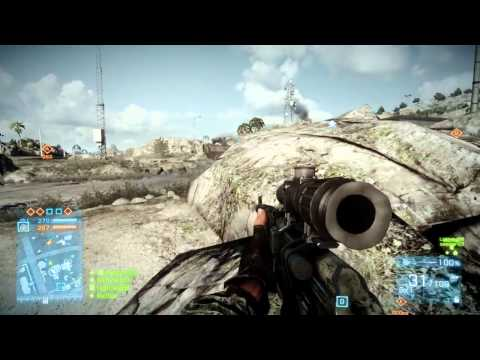 Battlefield 3 HD Gameplay Compilation