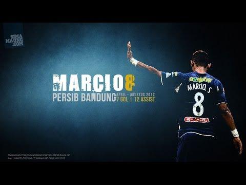 Highlight Marcio Souza Persib 2012