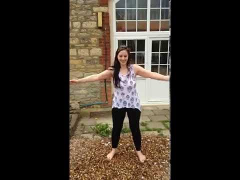 Cara Sutra's Ice Bucket Challenge - For Charity (ALS & Macmillan)