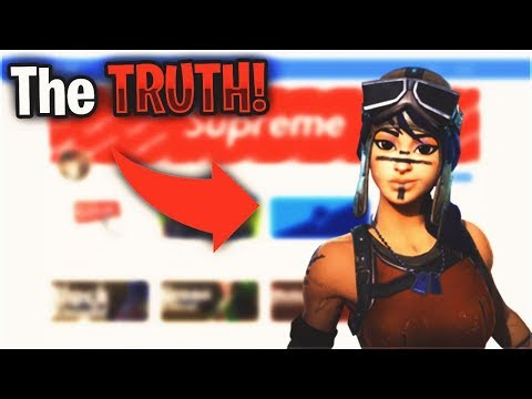 The Truth Behind RARE Fortnite ACCOUNT Selly's...