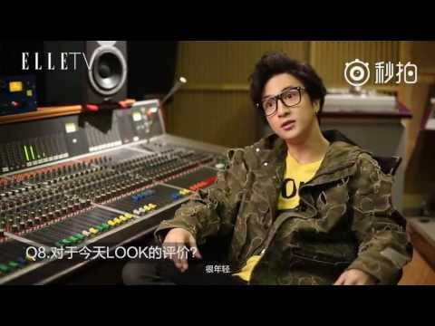 薛之谦 ELLE TV专访 【最想林青霞关注微博和点赞?】