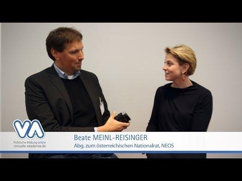 Interview Meinl Reisinger Partizipation 2.0