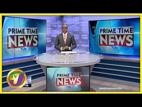 Jamaican News Headlines   TVJ News - August 27 2021