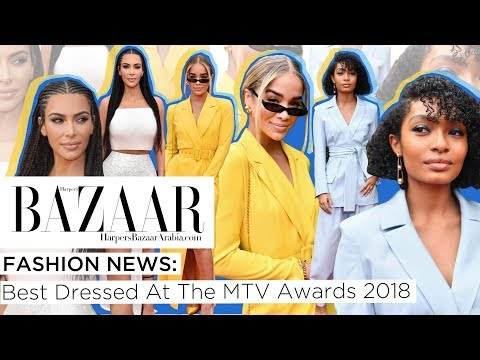 Fashion News: Best Dressed At The MTV Awards