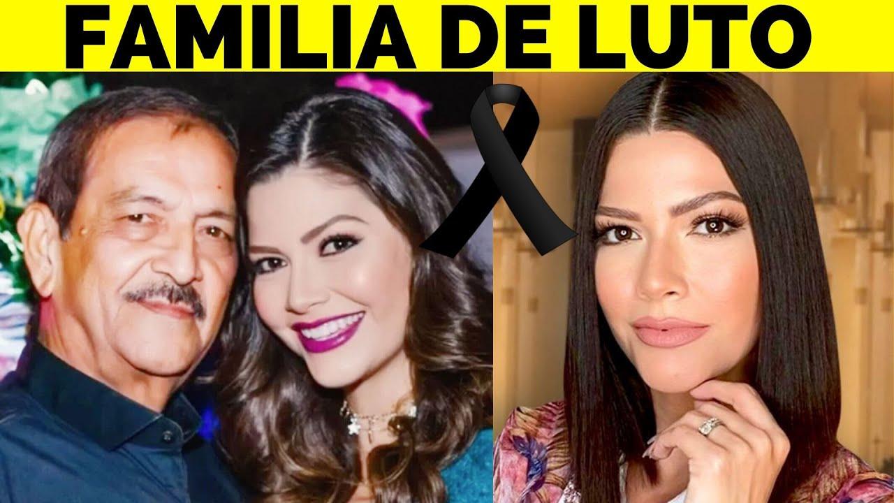 Ana Patricia Gamez Destrozada Por La Muerte De Su Querido Padre: Le Da Ultimo Adiós