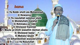 {HD Audio} 11 Qosidah lebih - Habib Abdullah Bin Ali Al Athos