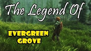 Skyrim: The Legend of Evergreen Grove