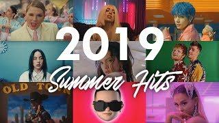 SUMMER HITS 2019 Mashup 50 Songs T10MO
