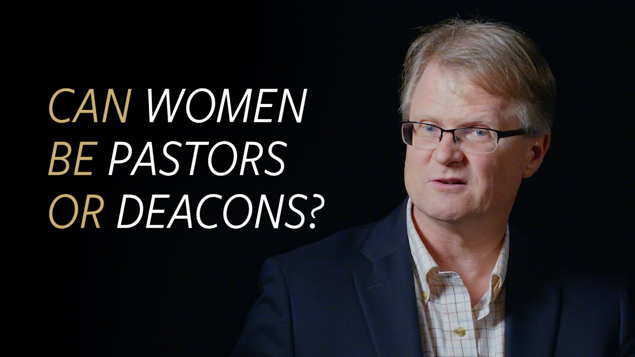 Can women be pastors or deacons?