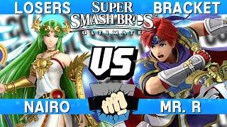 Smash Ultimate Tournament Set - Nairo (Palutena) vs Mr. R (Roy) - Collision 2019