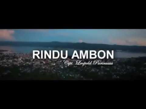 DONCI AMBON Rindu Ambon  Lagu terbaru 2017 Chaken Supusepa