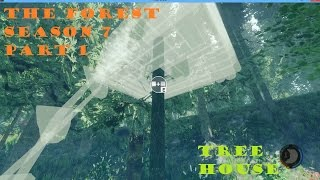 The Forest Gameplay V0 07 S7p1   Tree House101