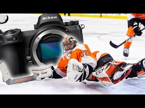 Can the Nikon Z6 SURVIVE Professional Sports Photography? thumbnail