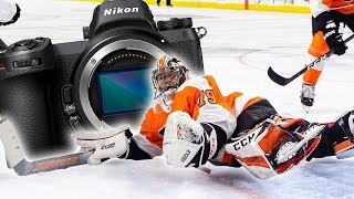 Can the Nikon Z6 SURVIVE Professional Sports Photography?