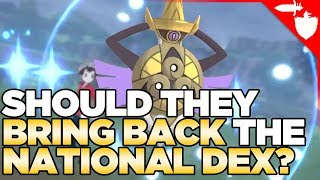 Do We REALLY Need the National Dex in Pokemon Sword and Shield. Ft. PIMPNITE