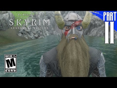 SKYRIM 200+ MODS】Nord Gameplay Walkthrough Part 11 [PC - HD] - YouTube