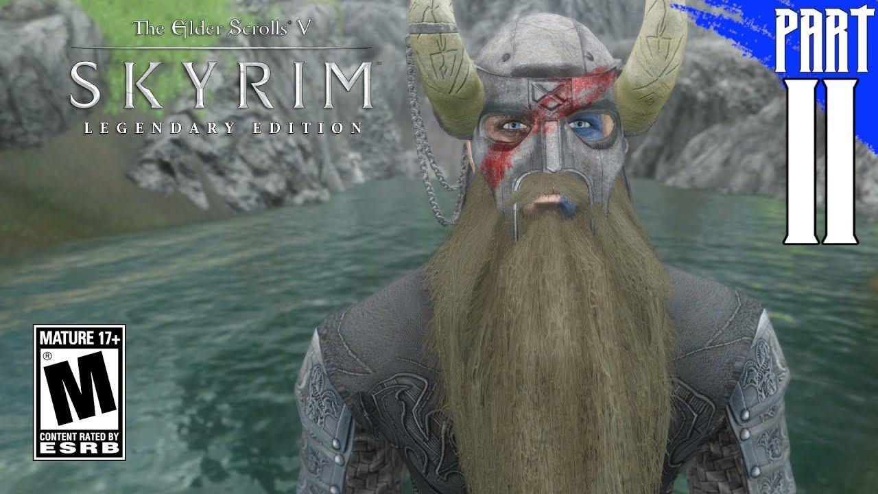 【SKYRIM 200+ MODS】Nord Gameplay Walkthrough Part 11 [PC - HD]