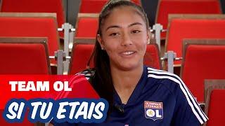 VIDEO: Si tu étais avec Selma Bacha | Olympique Lyonnais