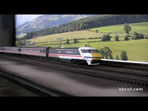 oorail.com | InterCity 225 Mk 4 Coaches and DVT - Loco Works Wednesday #6