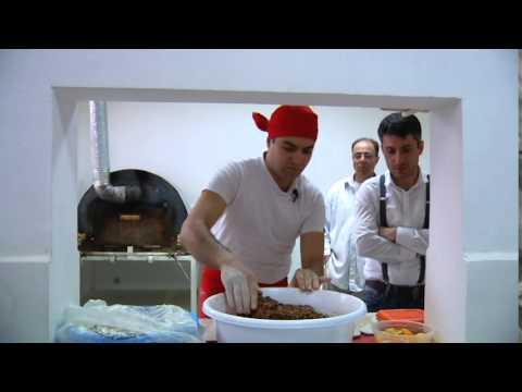 Syrian-Armenian Krikor Jabaghchourian's Lahmajoun Bakery