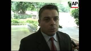 Cuba says expelled Czech diplomat is spy for U.S.