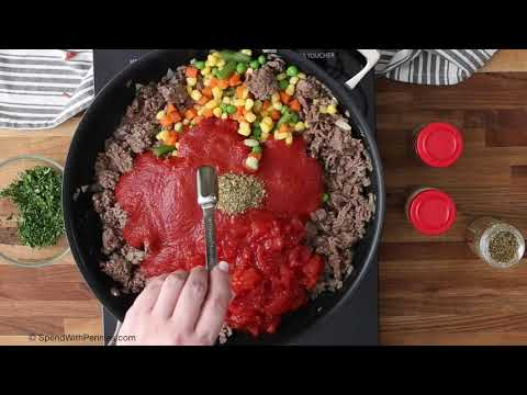 Hamburger (Ground Beef) Casserole thumbnail