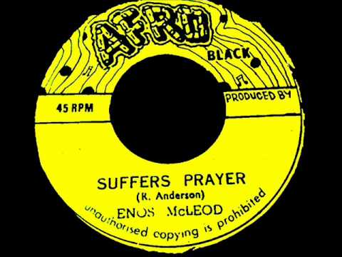 Enos McLeod - Suffers Prayer