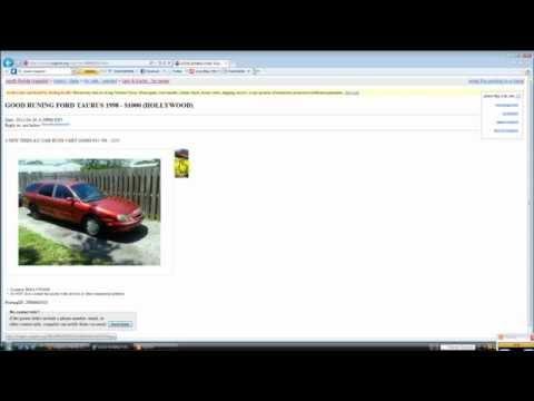 Craigslist Miami Fl Used Autos Finding A Cheap Car Under