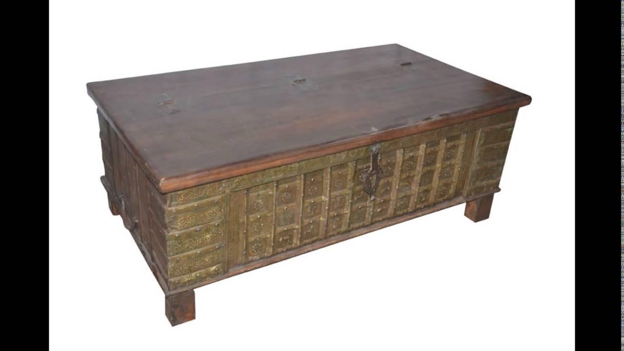 Ethnic Indian Furniture For Interior Decor