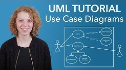 UML Use Case Diagram Tutorial
