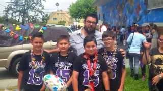 Mulberry Elementary School - Graduation 2015