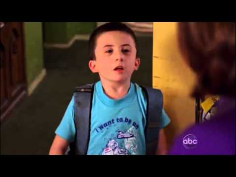 The Middle S01E01. Atticus Shaffer.