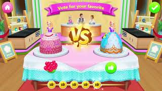 My Bakery Empire - Bake, Decorate & Serve Cakes Fun Games For Girls - Play & Learn Cooking Kids Game