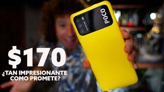 El teléfono MÁS BARATO que MÁS PROMETE | Xiaomi Poco M3