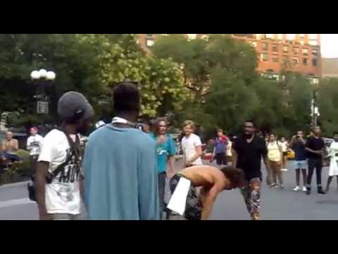 Union Square 2 fight 1 and lose 14th street part 1