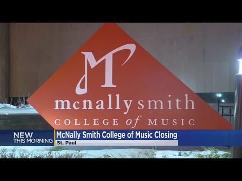 'Deeply Saddened': McNally Smith College Of Music Closing