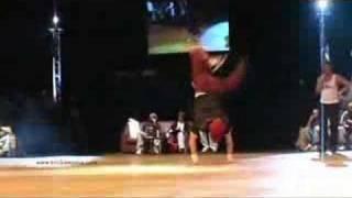 Olympic Trophée Master 2007 - Gamblerz vs Hustle Kidz