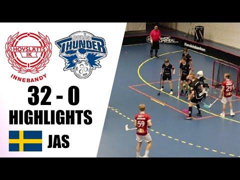 """Download Highlights """"JAS"""" Hovslätt - Borås (Innebandy/Floorball)"""