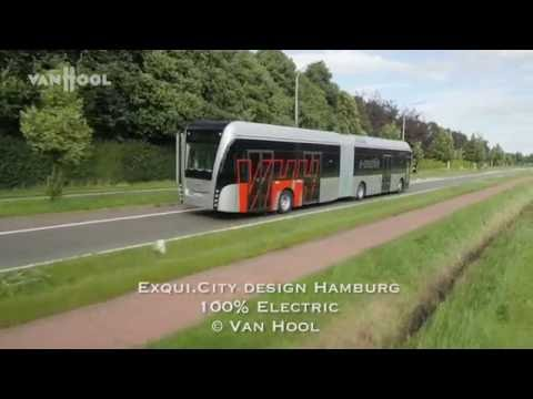 Exqui.City18 Hamburg - 100 % Electric