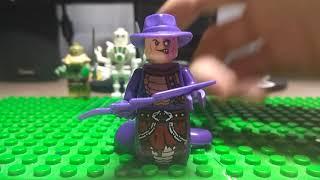Lego(лего) фигурки Чудовищ,монстров,мутантов(ужасы)