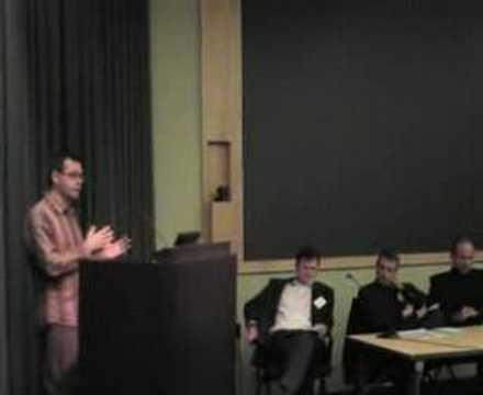 Joe Drumgoole Pitches at VC Pitch Forum