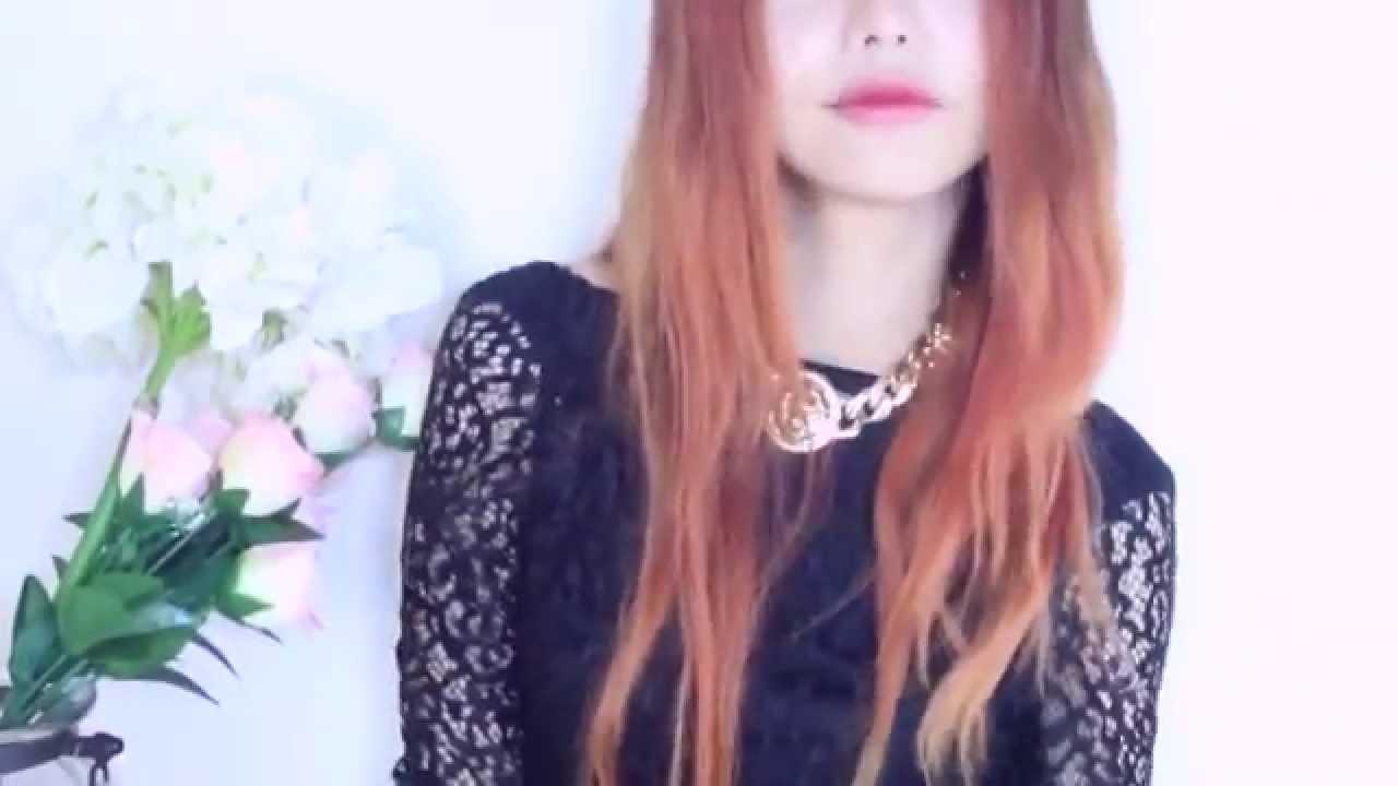 T-ara Qri Number Nine Inspired Makeup Tutorial | K pop ...