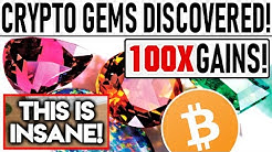 100x GAINS: CRYPTO GEMS! 4000% PROFITS! DEFI BOOM! WHY BITCOINS NEXT MOVE WILL BE EXPLOSIVE!