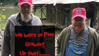We Were So Poor Growing Up That...