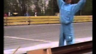 Rata-autoilua 80-luvun loppu Ahvenisto - Hämeenlinna